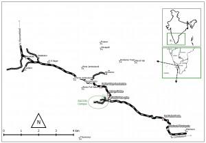 Loc map